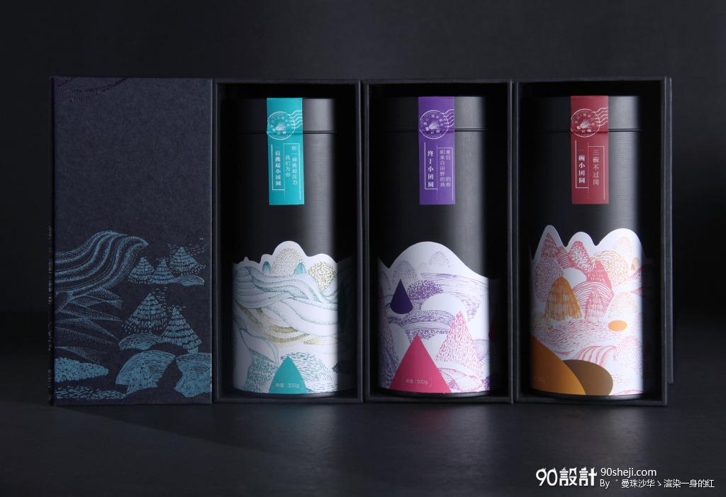 【精华】包装设计效果图系列