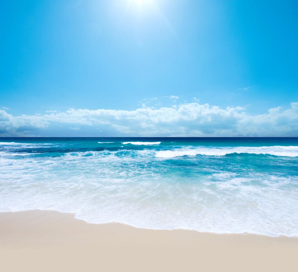 海边背景,淘宝首页全屏广告图背景